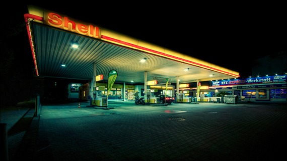 Gas Station #I